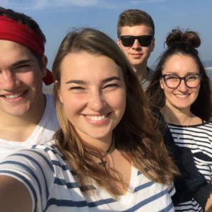 Wangerooge Selfie1